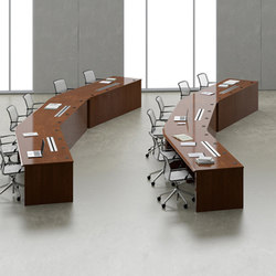 Forte Conference Tables | Conference table systems | Nucraft