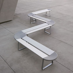 LoSpeed | Garden benches | Peter Pepper Products