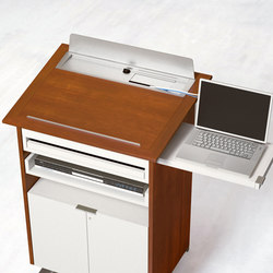 High Tech Lectern | Réhausse pupitre | Nucraft