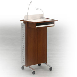 High Tech Lectern | Rednerpulte | Nucraft