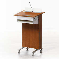 High Tech Lectern | Leggii | Nucraft