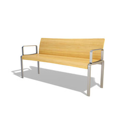 Mesa | Garden benches | Peter Pepper Products