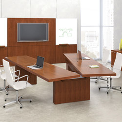 Neos Conference Tables | Mesas contract | Nucraft