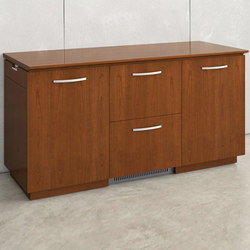 Performance Credenzas | Commodes multimédia | Nucraft