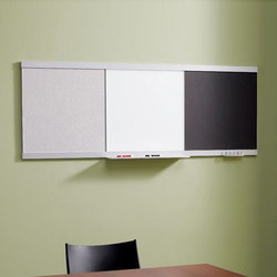 Parallel | White boards | Peter Pepper Products