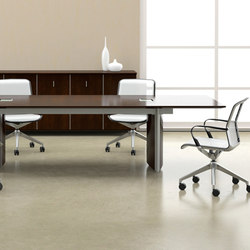 Saber Conference Tables | Sistemi tavolo conferenza | Nucraft