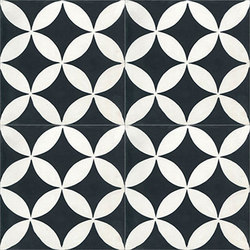 Cement Tile Circulos | Dalles de béton | Original Mission Tile