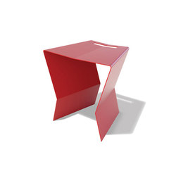 Polygon Stool | Taburetes | Peter Pepper Products