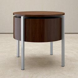 Stratum Occasional Tables & Benches | Side tables | Nucraft