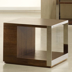 Talis Occasional Tables & Benches | Beistelltische | Nucraft