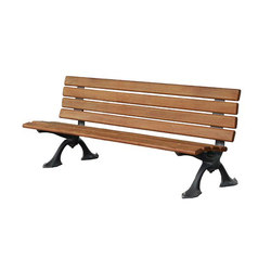 HBSP-W Bench | Exterior benches | Maglin Site Furniture