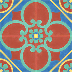 Cement Tile Cox | Piastrelle cemento | Original Mission Tile