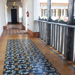 Cement Tile Fish & Egg | Tiles | Original Mission Tile