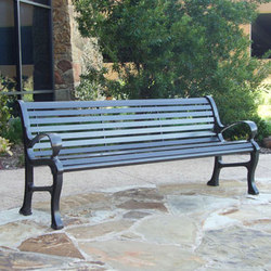 MLB300-MH Bench | Exterior benches | Maglin Site Furniture