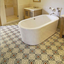 Cement Tile Geneva | Baldosas de suelo | Original Mission Tile