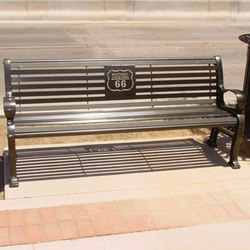 Lexicon Bench | Bancos de exterior | Maglin Site Furniture
