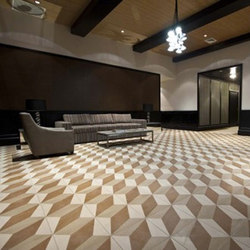 Harlequin Big | Baldosas de suelo | Original Mission Tile