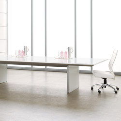 Tavola Conference Tables | Tavoli conferenza | Nucraft