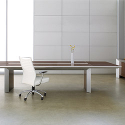 Tavola Conference Tables | Mesas de conferencias | Nucraft