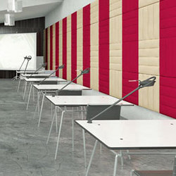 Slalom | Wall panels | Peter Pepper Products