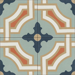 Cement Tile Monaco | Beton Fliesen | Original Mission Tile