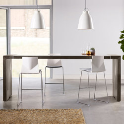 Tesano Conference Tables | Besprechungs-Stehtische | Nucraft