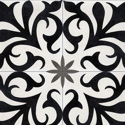 Cement Tile Nantes | Concrete tiles | Original Mission Tile