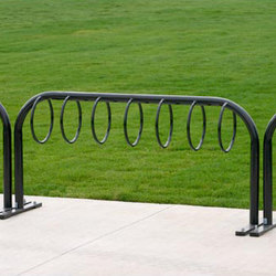MBR300-7-S Bike Rack | Bicycle stands | Maglin Site Furniture