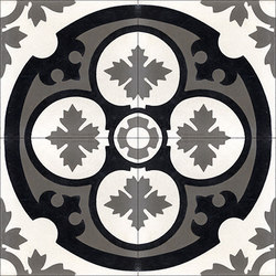 Cement Tile Philadelphia II | Concrete tiles | Original Mission Tile