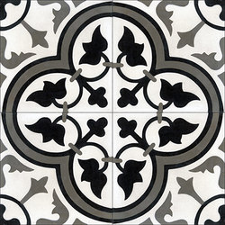 Roseton | Carrelages | Original Mission Tile