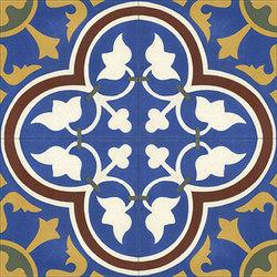 Cement Tile Roseton | Concrete tiles | Original Mission Tile