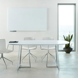 Two4Six Meeting Tables | Objekttische | Nucraft