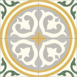 Cement Tile Santa Maria | Concrete tiles | Original Mission Tile