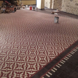 Cement Tile Santander | Concrete tiles | Original Mission Tile