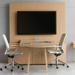 Two4Six Meeting Tables | Multimedia conference tables | Nucraft