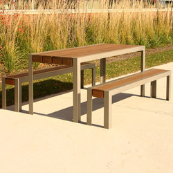 MLB1050BW | Bancs publics | Maglin Site Furniture