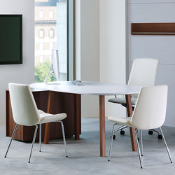 Two4Six Meeting Tables | Besprechungstische | Nucraft