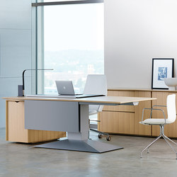Two4Six Office Casegoods | Bureaux individuels | Nucraft