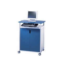 WHEELIES® Mobile Work Station - 2 Hinged | Desks | Peter Pepper Products