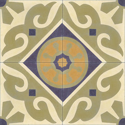 Cement Tile Torino | Baldosas de suelo | Original Mission Tile