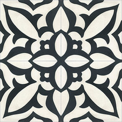 Cement Tile Zebra | Concrete tiles | Original Mission Tile