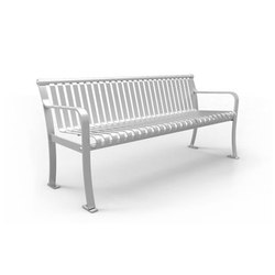 MLB510-M Bench | Bancs publics | Maglin Site Furniture