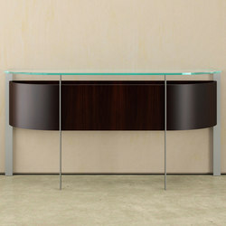 View Occasional Tables & Benches | Mesas consola | Nucraft