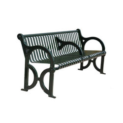 MLB590 Bench | Exterior benches | Maglin Site Furniture