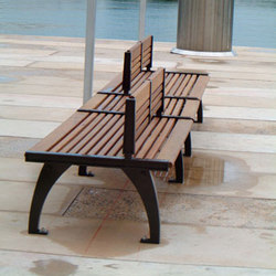 MLB700AW Bench | Bancos de exterior | Maglin Site Furniture