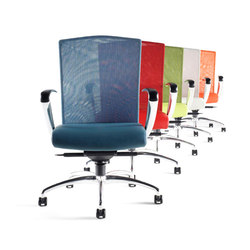 Attract Swivel Chair | Management chairs | Gunlocke