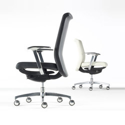 Edition Chair | Sillas presidenciales | Gunlocke