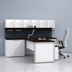 Silea Casegoods | Büroschränke | Gunlocke