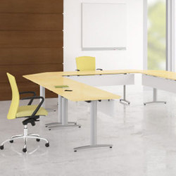 Trio Training Tables™ | Conference tables | Gunlocke
