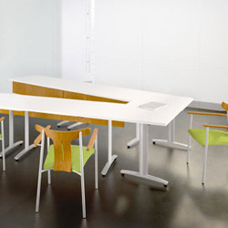Trio Training Tables™ | Tavoli conferenza | Gunlocke